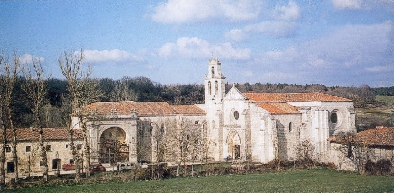 Monasterio de San Juan de Ortega - Wikipedia, la enciclopedia libre