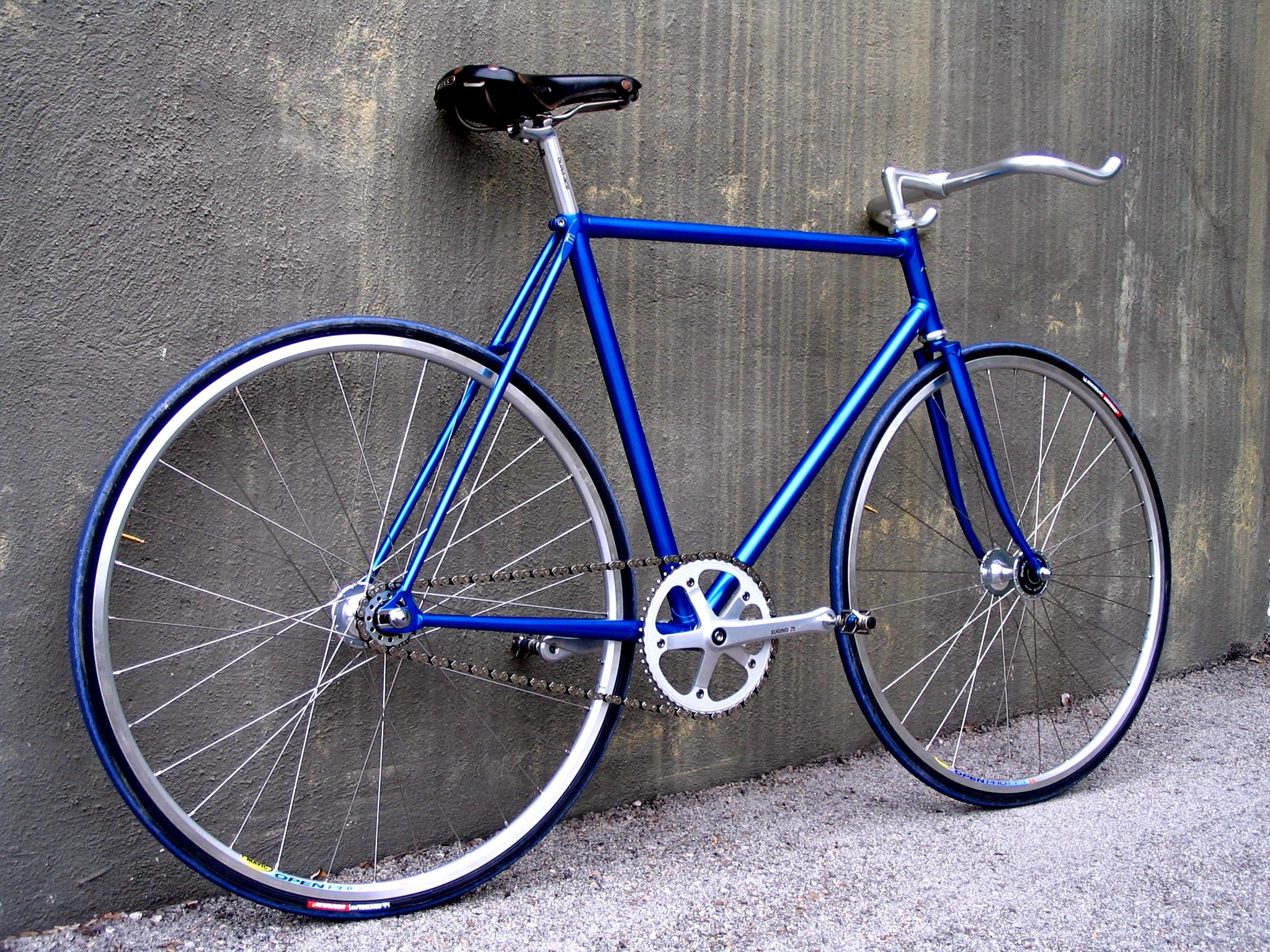 Bicicleta de piñón fijo - Wikiwand