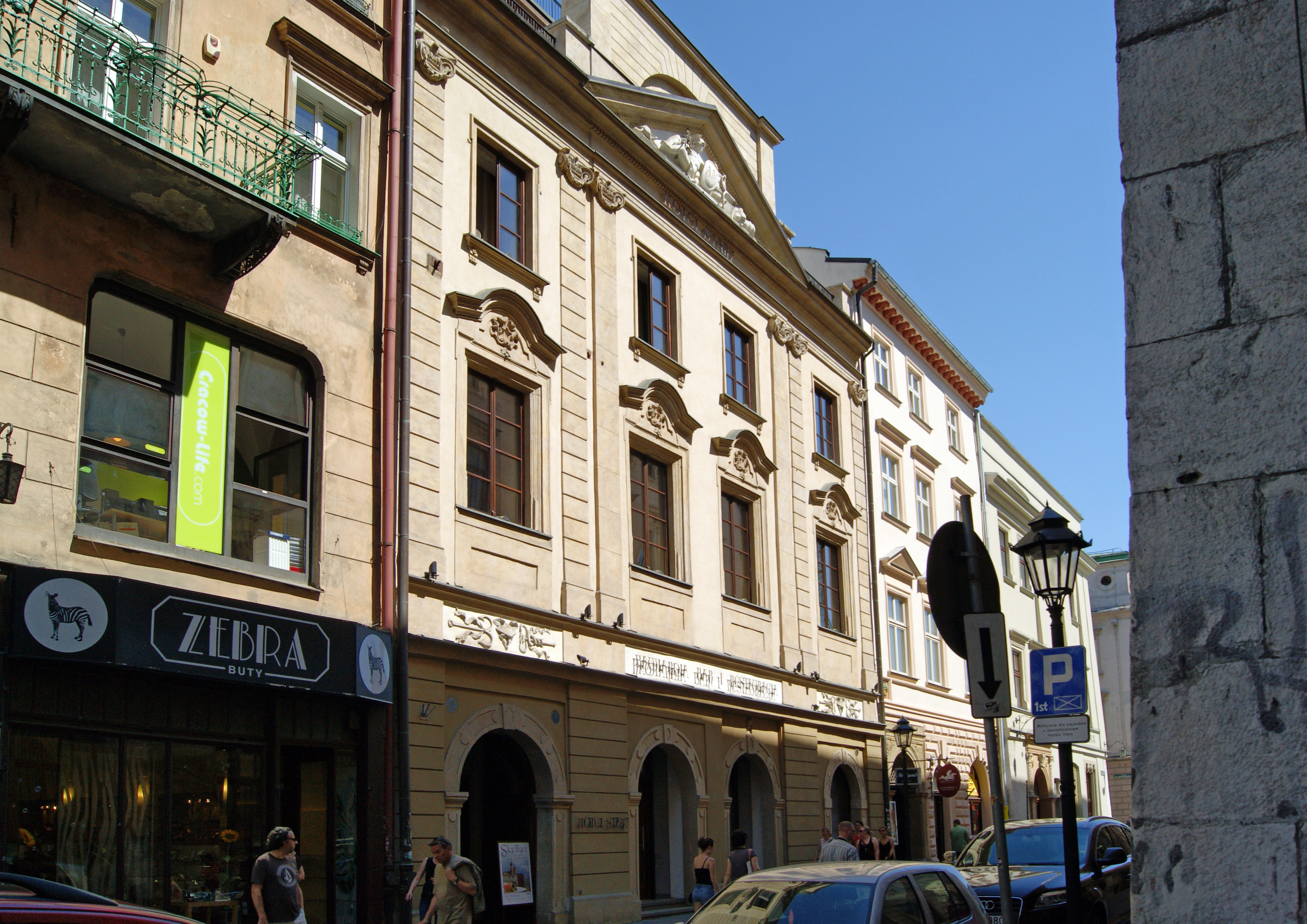 Grand Hotel Stary Smocovec
