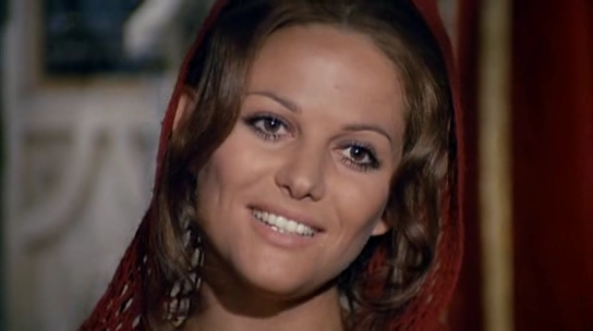 Claudia Cardinale Größe