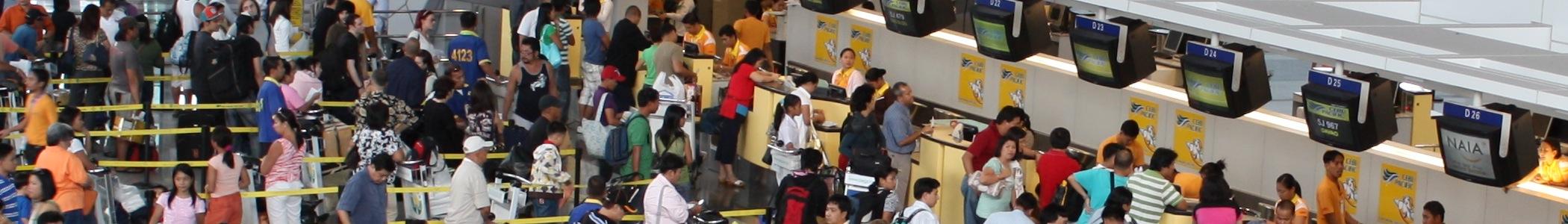 Ninoy Aquino International Airport – Travel guide at Wikivoyage