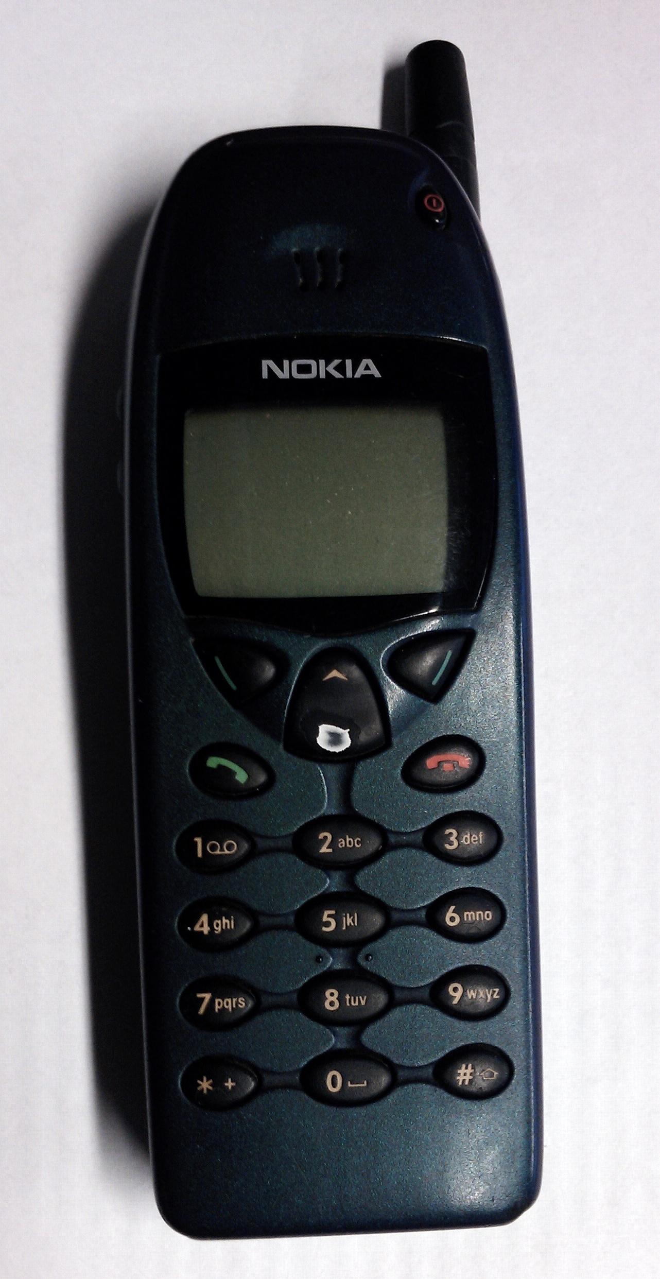 Old Nokia Phone Snake Nokia 6110