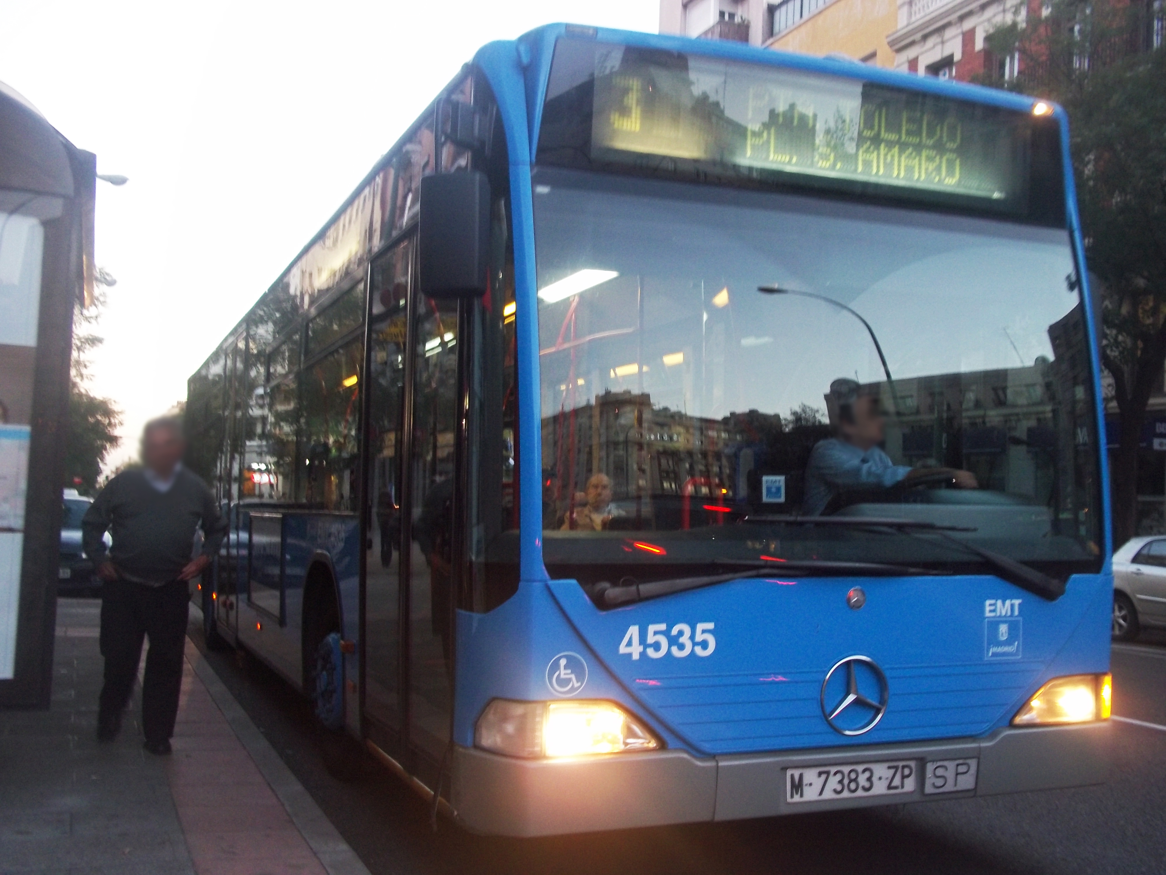 ¿Qué autobuses van de Madrid Ávila?