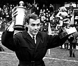 Ove Kindvall, winnaar in 1966