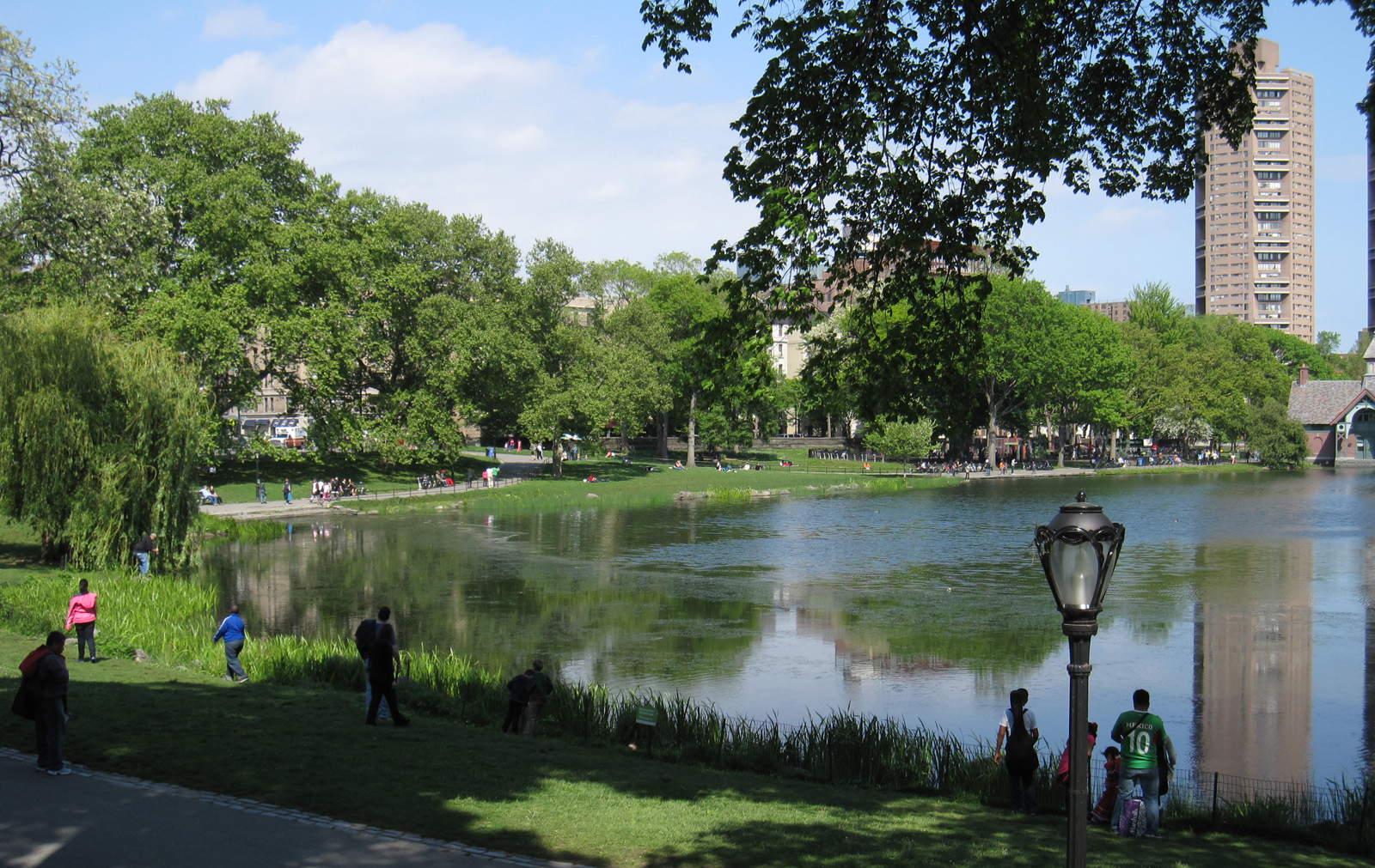 More Sights to See on Central Park Bike Tours