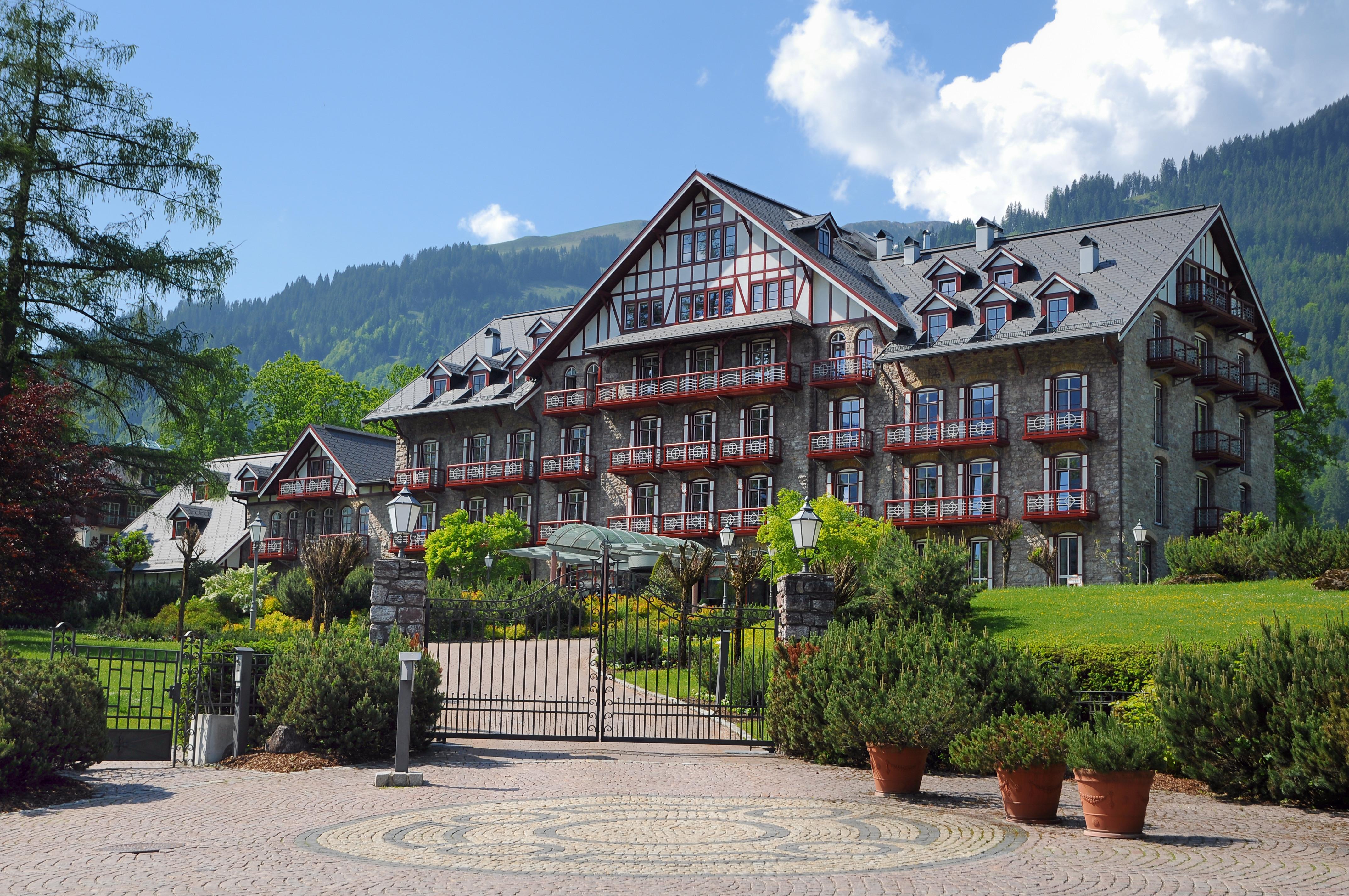 Grand Hotel Kitzbuhel