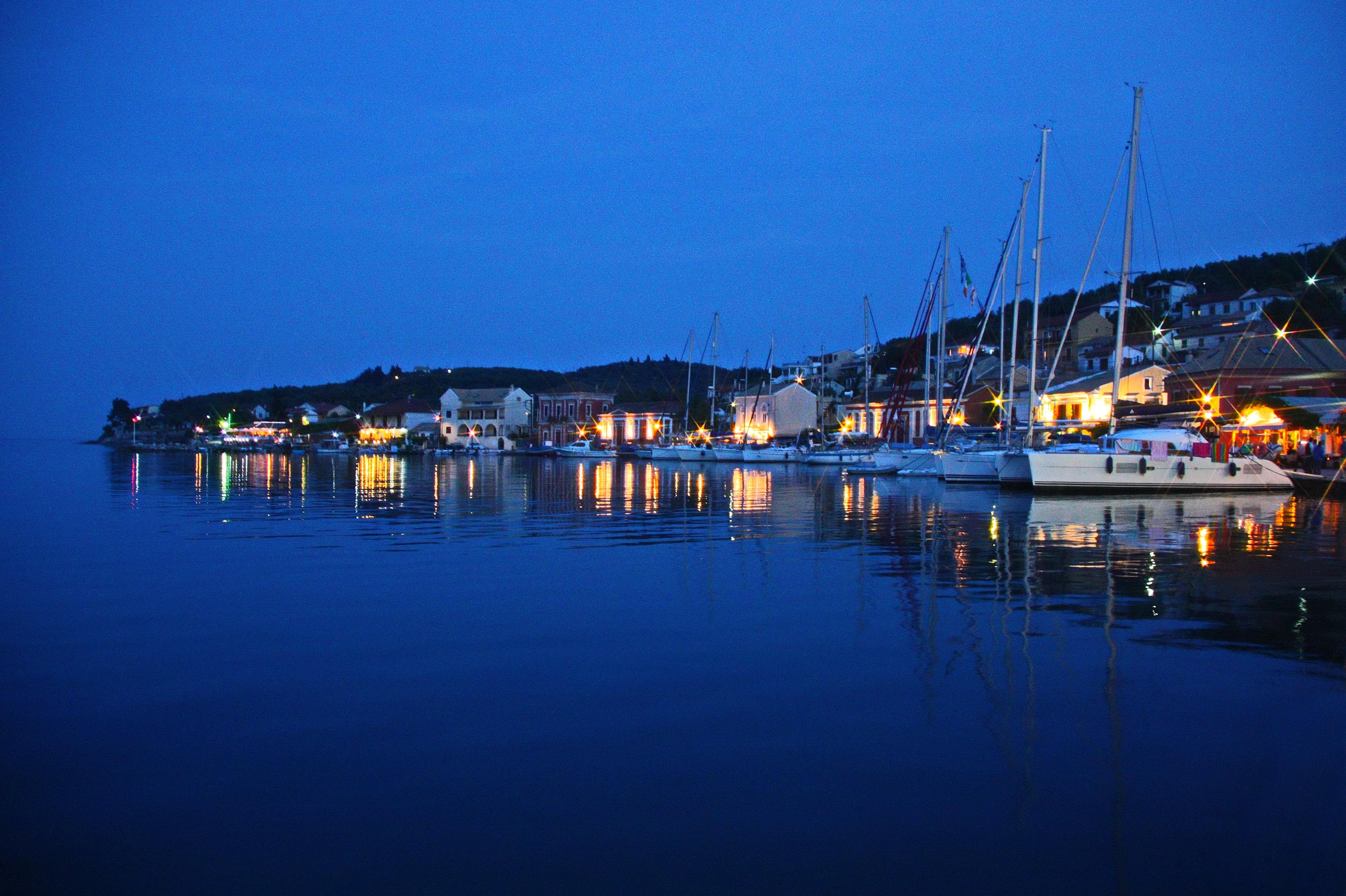 Gaios Natural Harbour