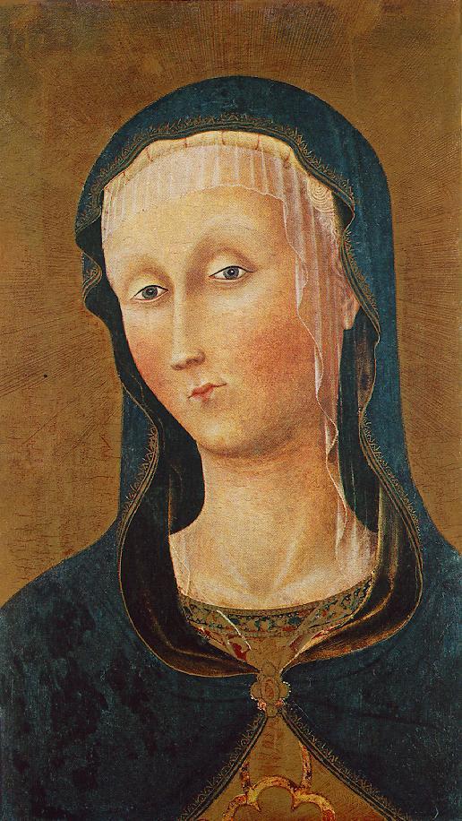 Pietro Di Giovanni D'Ambrogio - The Virgin Mary - WGA17725.jpg