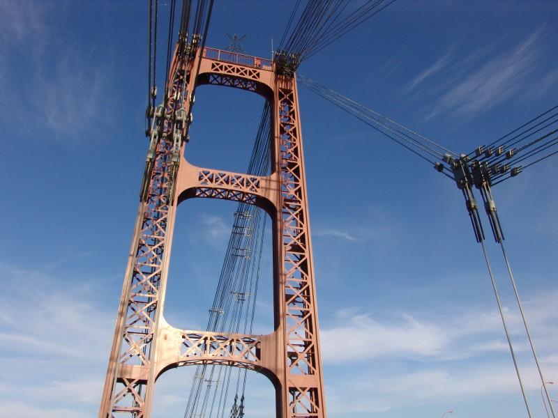 Puente Colgante de Santa Fe