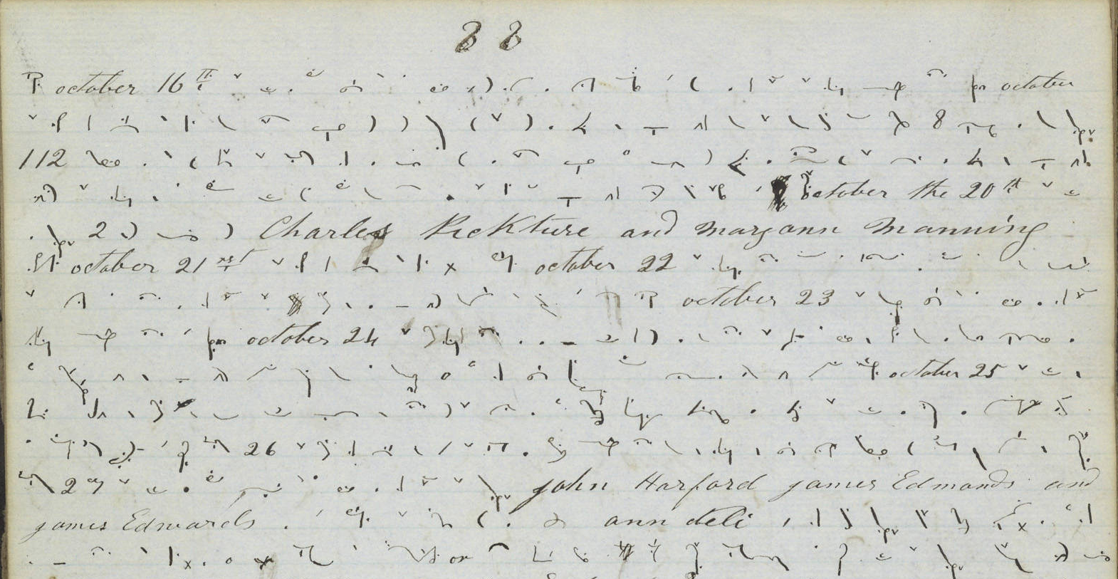 File Pitman Shorthand Halliday Png Wikimedia Commons
