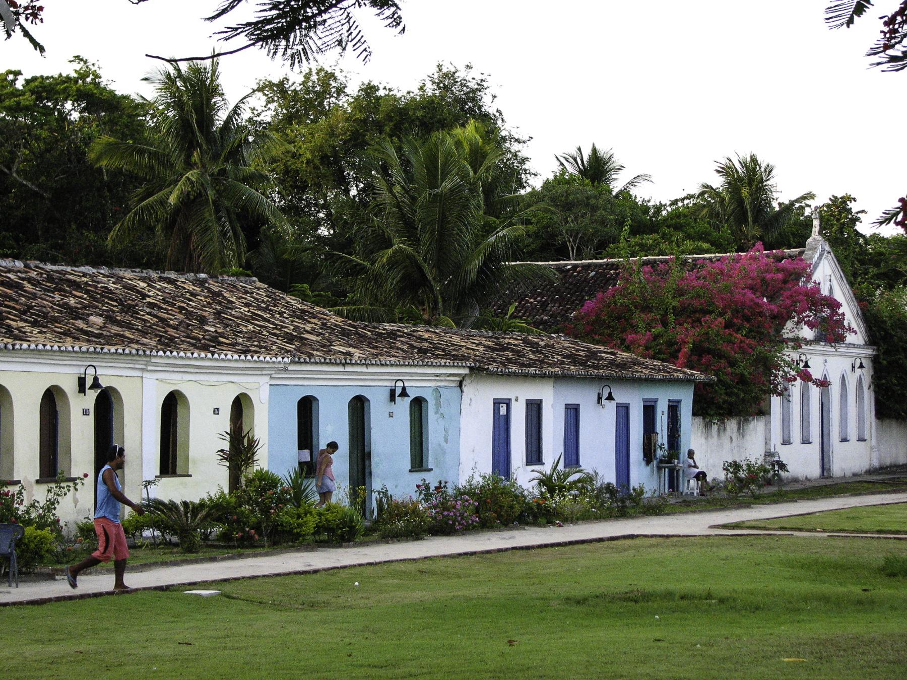 Porto Seguro, uma das cidades históricas do Brasil