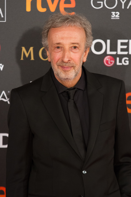 Blanco at the [[32nd Goya Awards