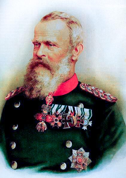 """Первый официально """"душевно больной"""" монарх - Король Баварии Отто I Виттельсбах. История,Монархия"""