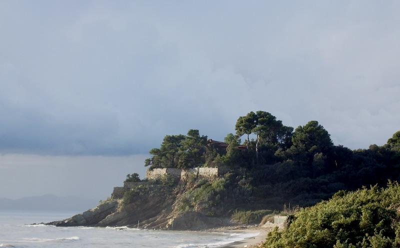 Punta Capezzolo, Castiglione della Pescaia