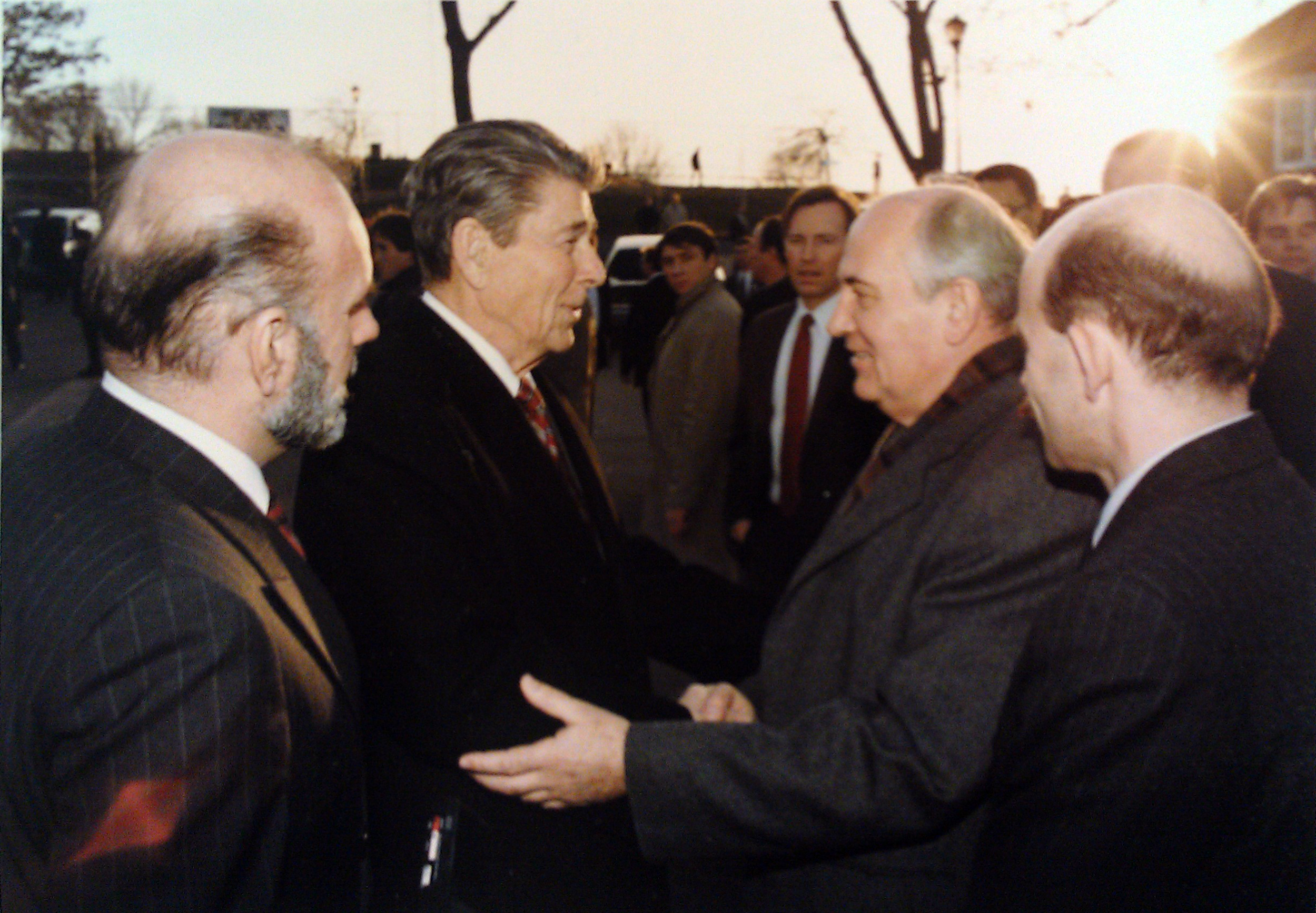 The werewolf of the times of Gorbachev. 1988