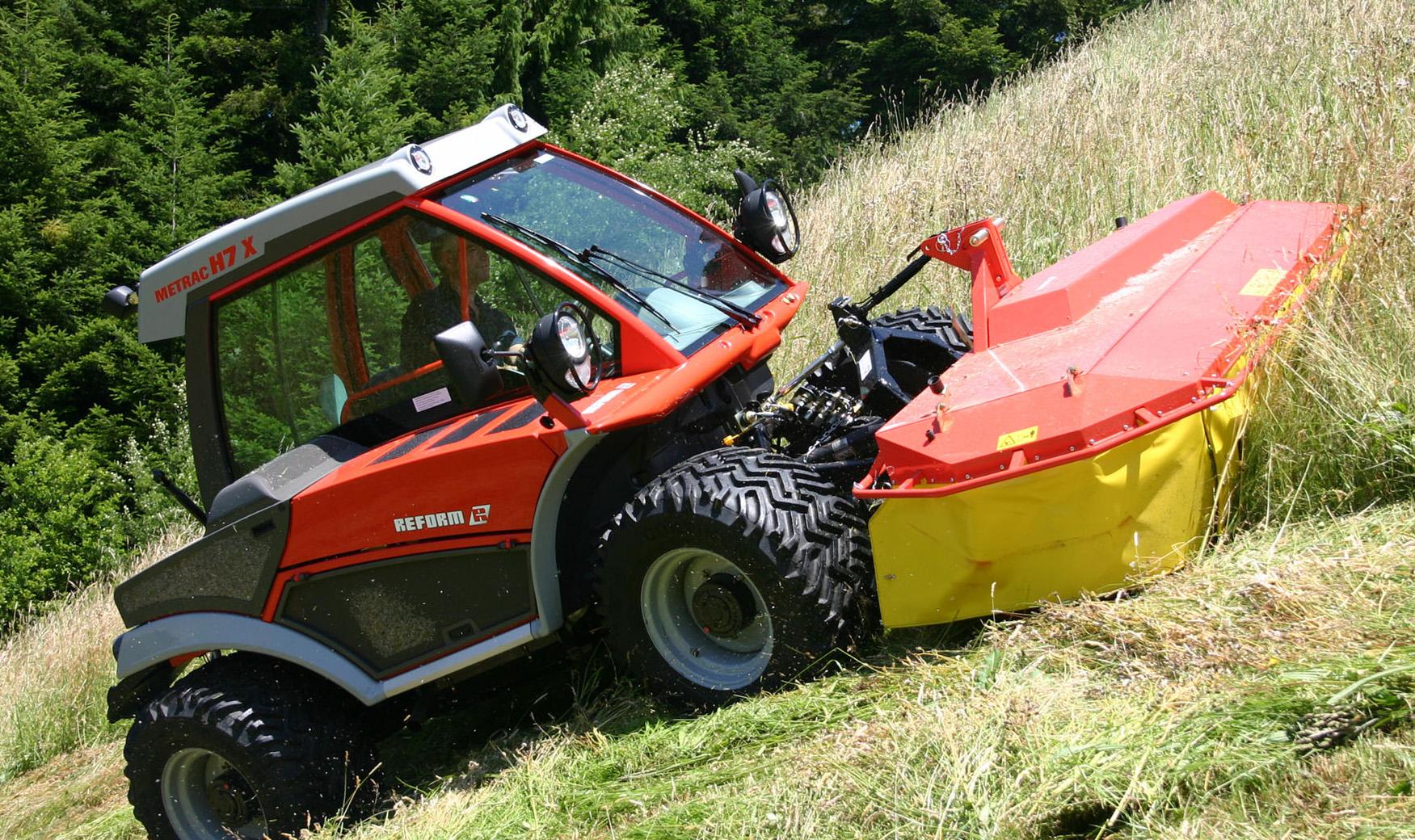 Farming Simulator  Mods Mercedes Tractor