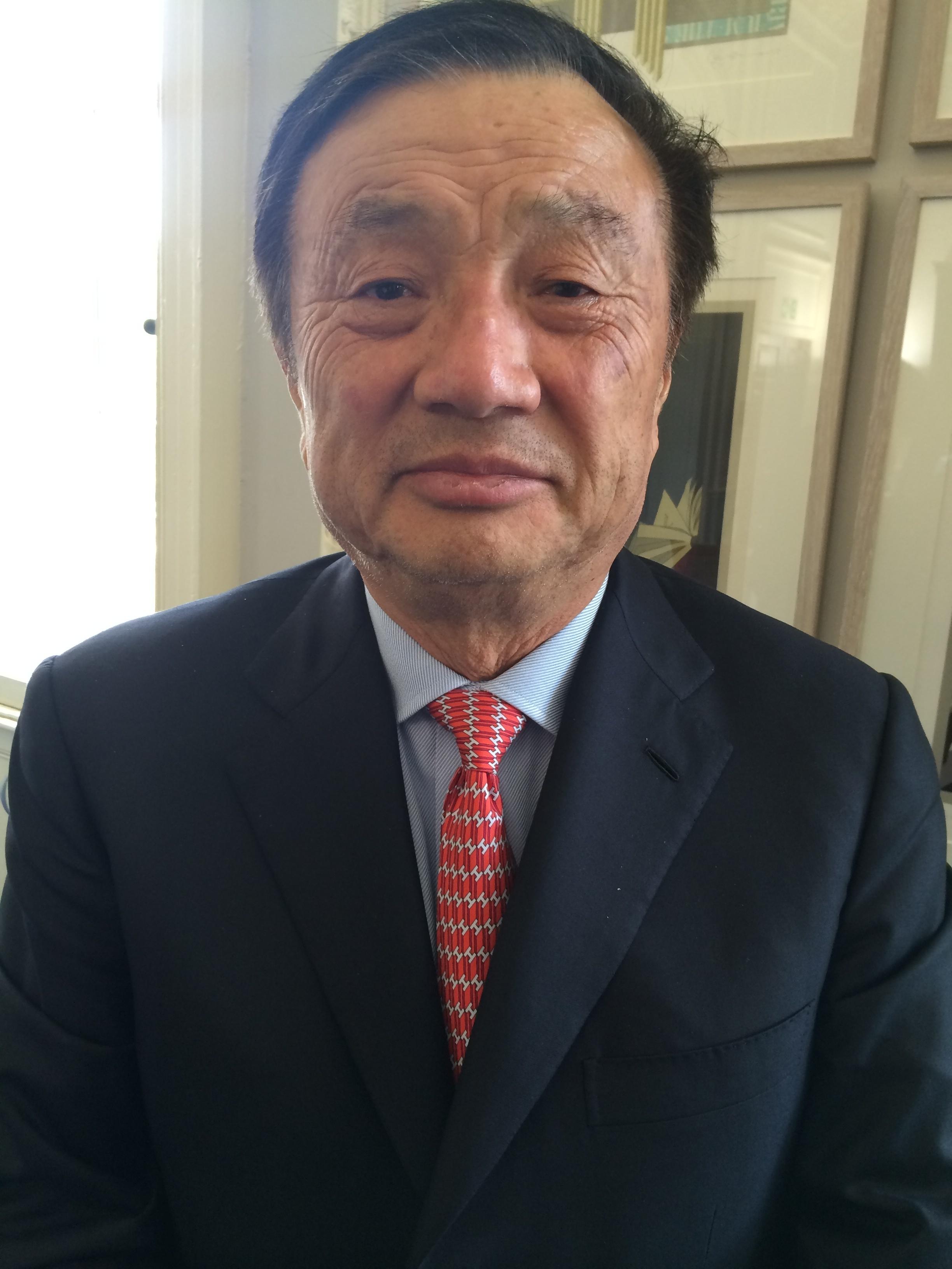 Image result for Ren Zhengfei,