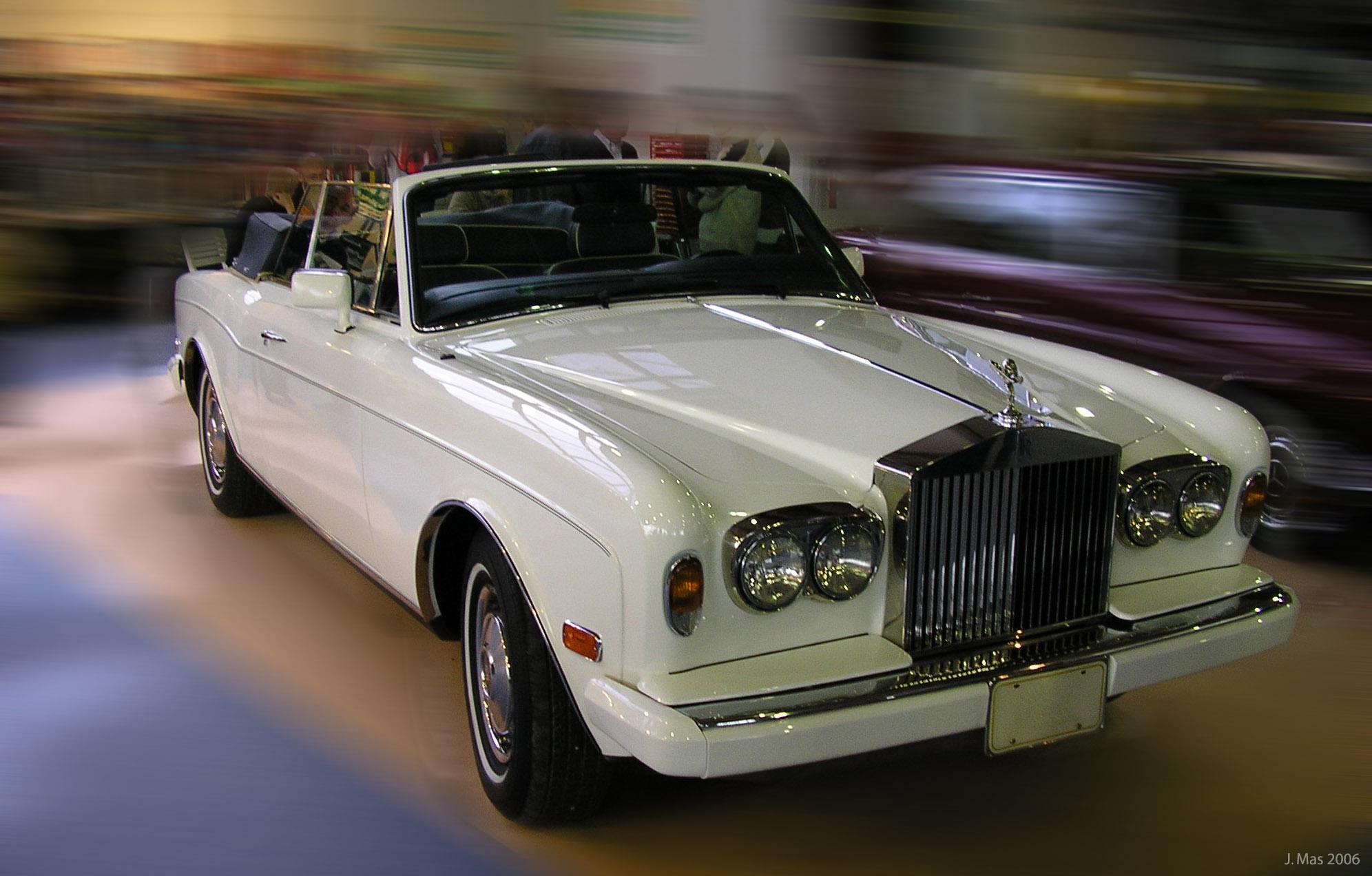 La Rolls Royce