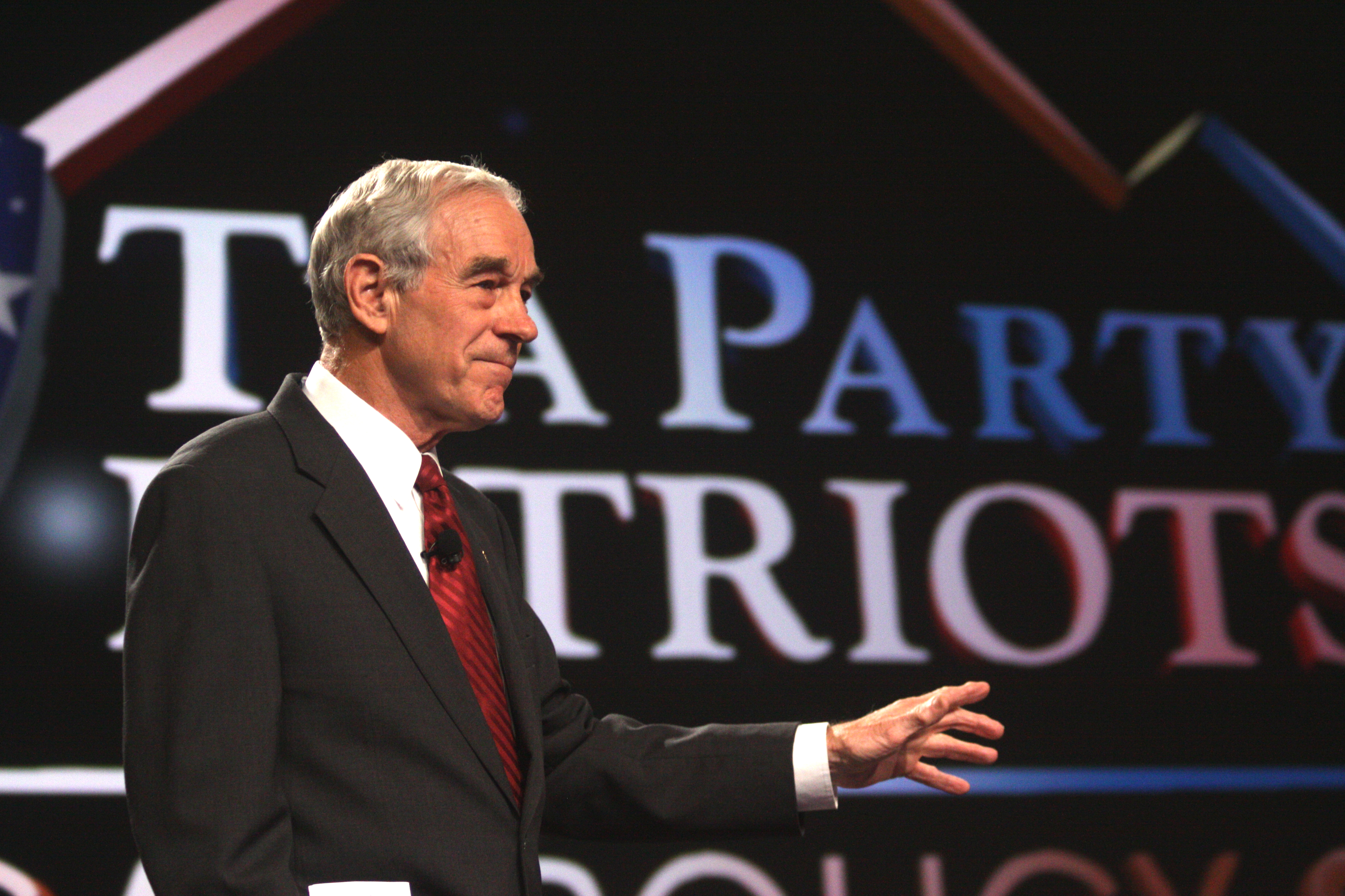 how to change your user info on the ron paul