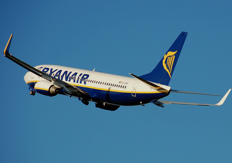"Ryanair Speziofoto da ""Wikipedia"""