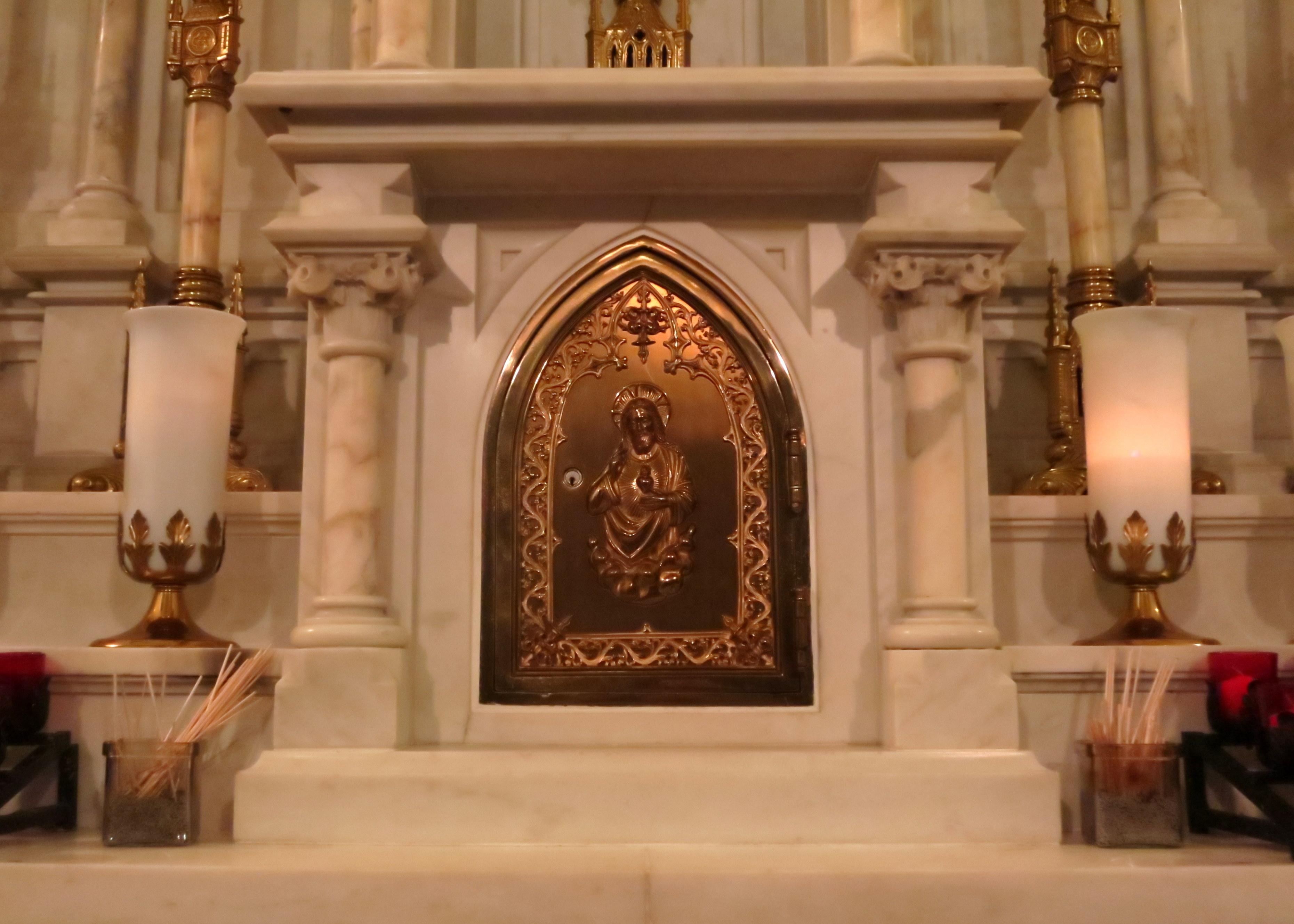 File:Saint Raphael Catholic Church (Springfield, Ohio ...