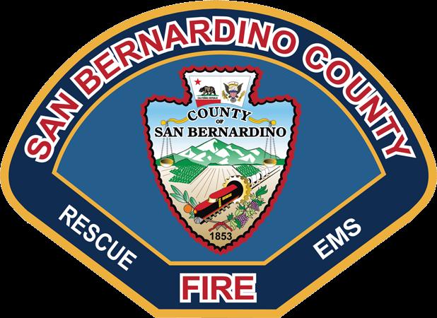 San Bernardino County Fire Department - Wikipedia