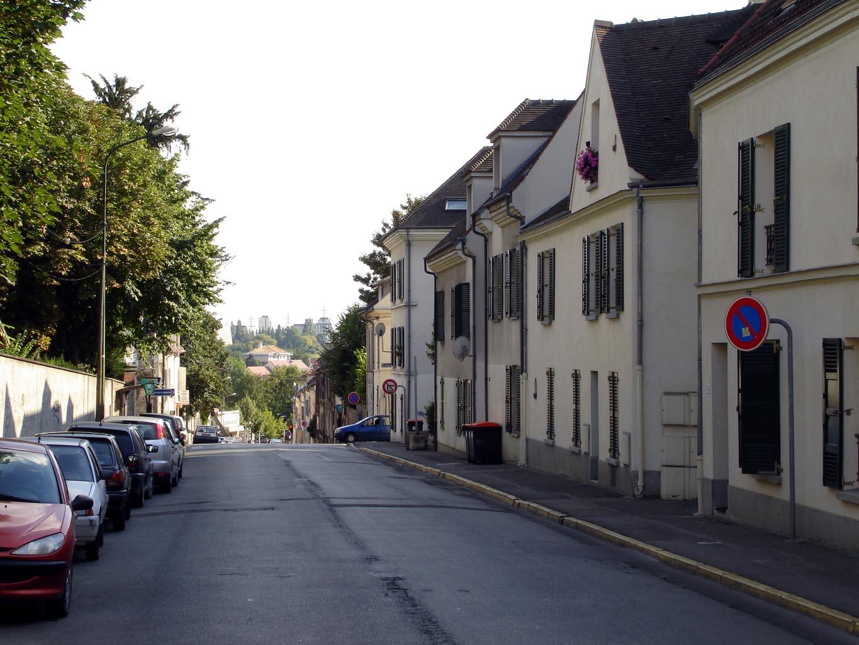 Rue Pierre Brossolette  Combs La Ville Franc