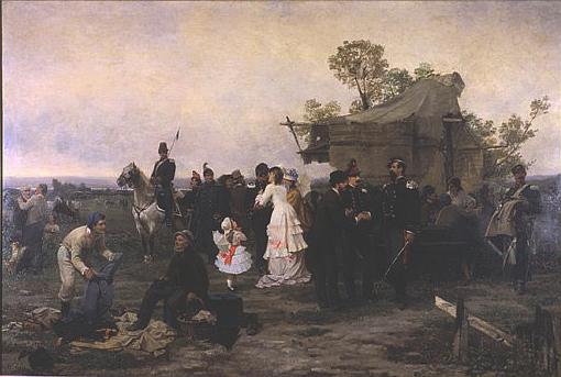 File:Sebastiano de albertis accampamento alle porte di milano 1859 ...