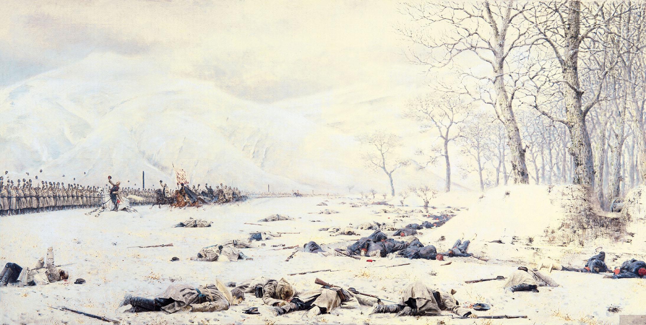 露土戦争 (1877年-1878年) - Wikipedia