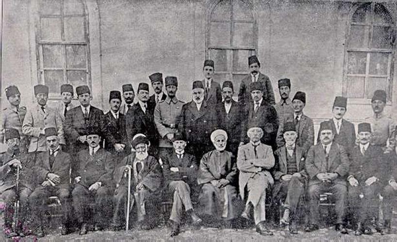 Sivas Kongresi - Vikipedi