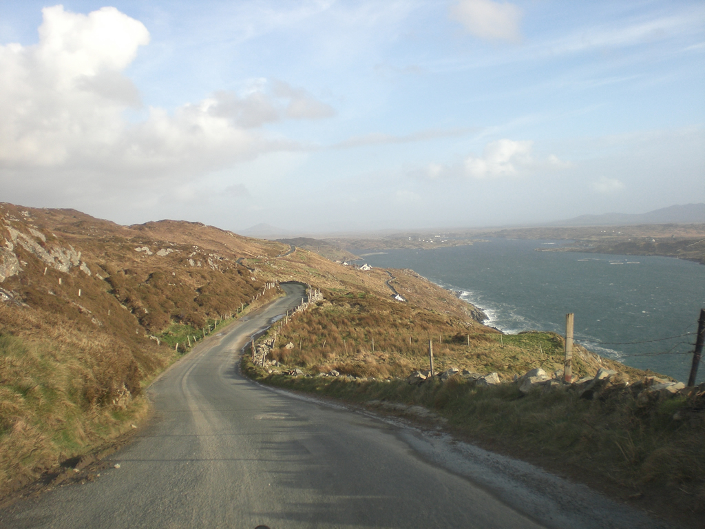Sky Road Clifdenjpg  Wikimedia Commons
