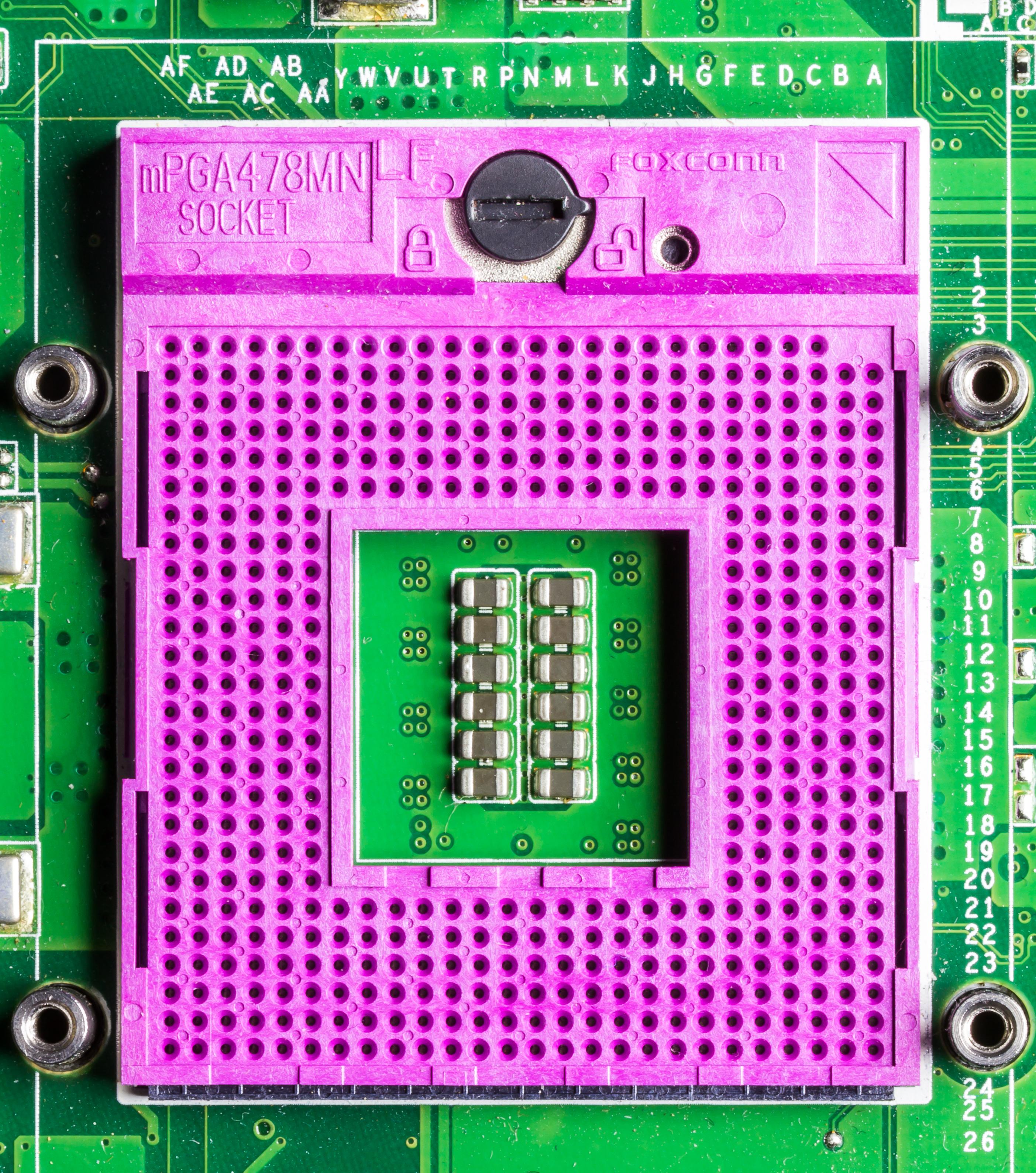 Socket 478 mpga