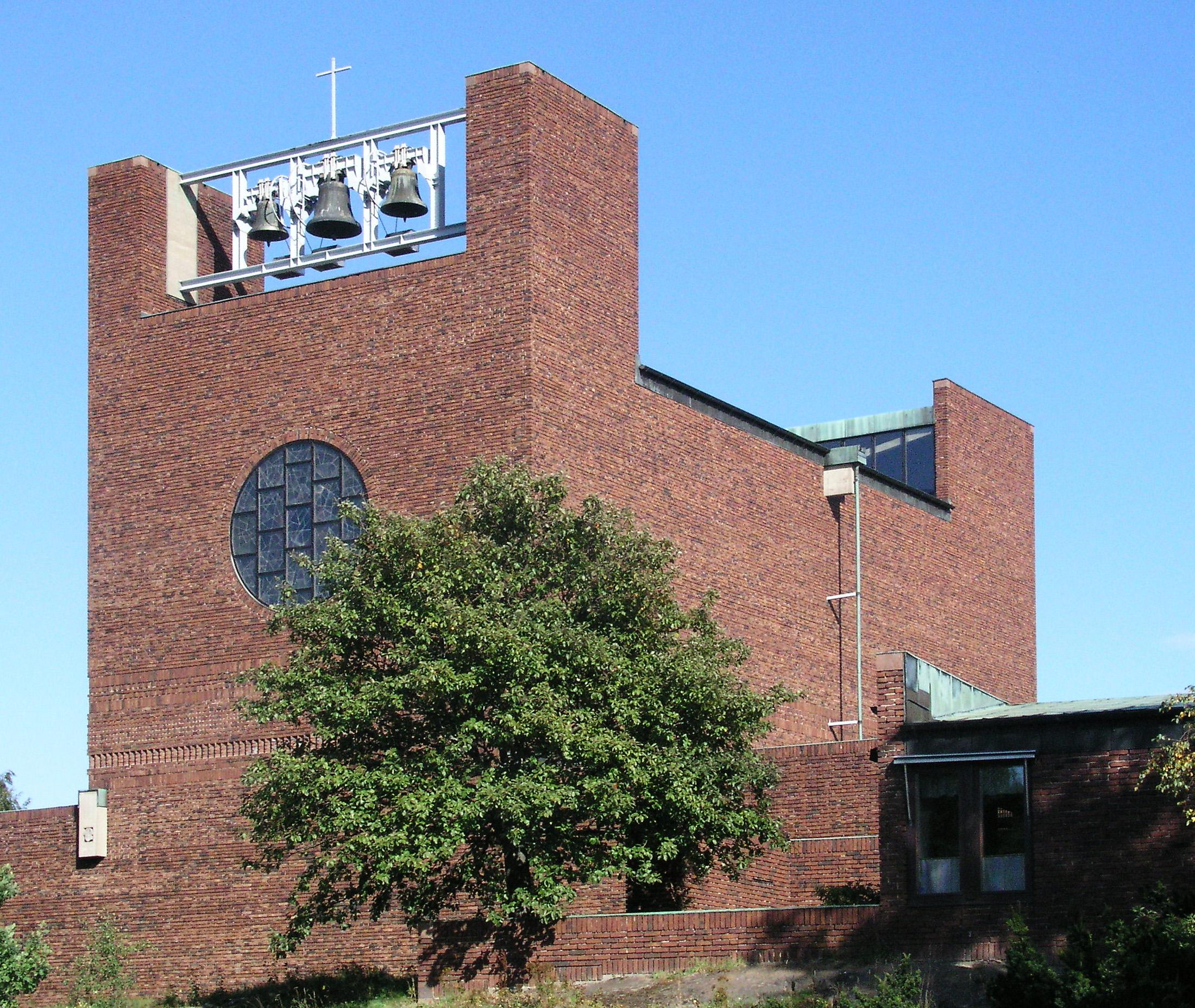 Bild av Söderledskyrkan
