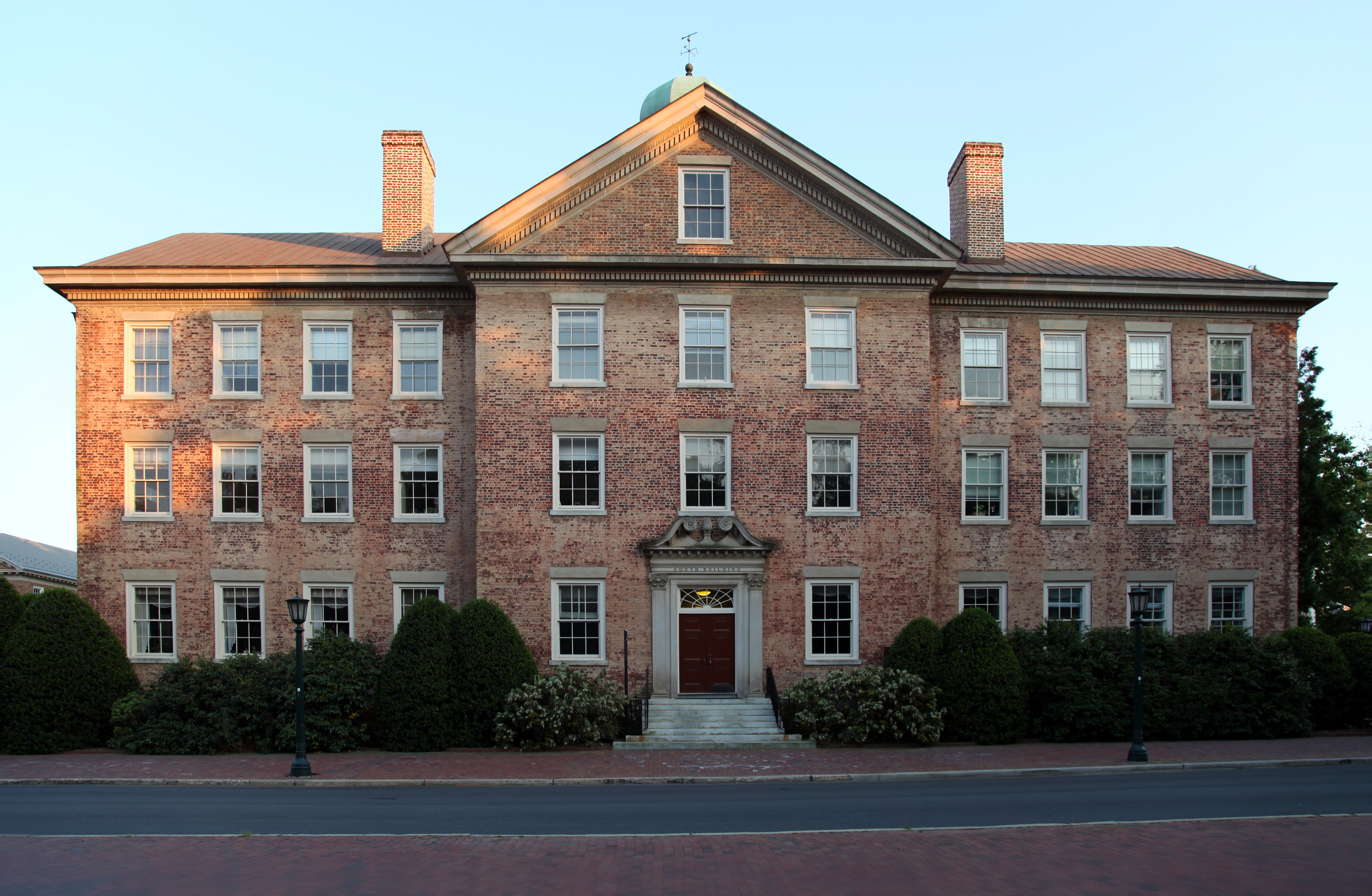 File:South Building facing Cameron Ave.jpg - Wikimedia Commons