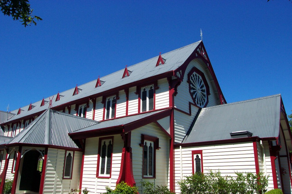St Andrews Presbyterian Church in Christchurch