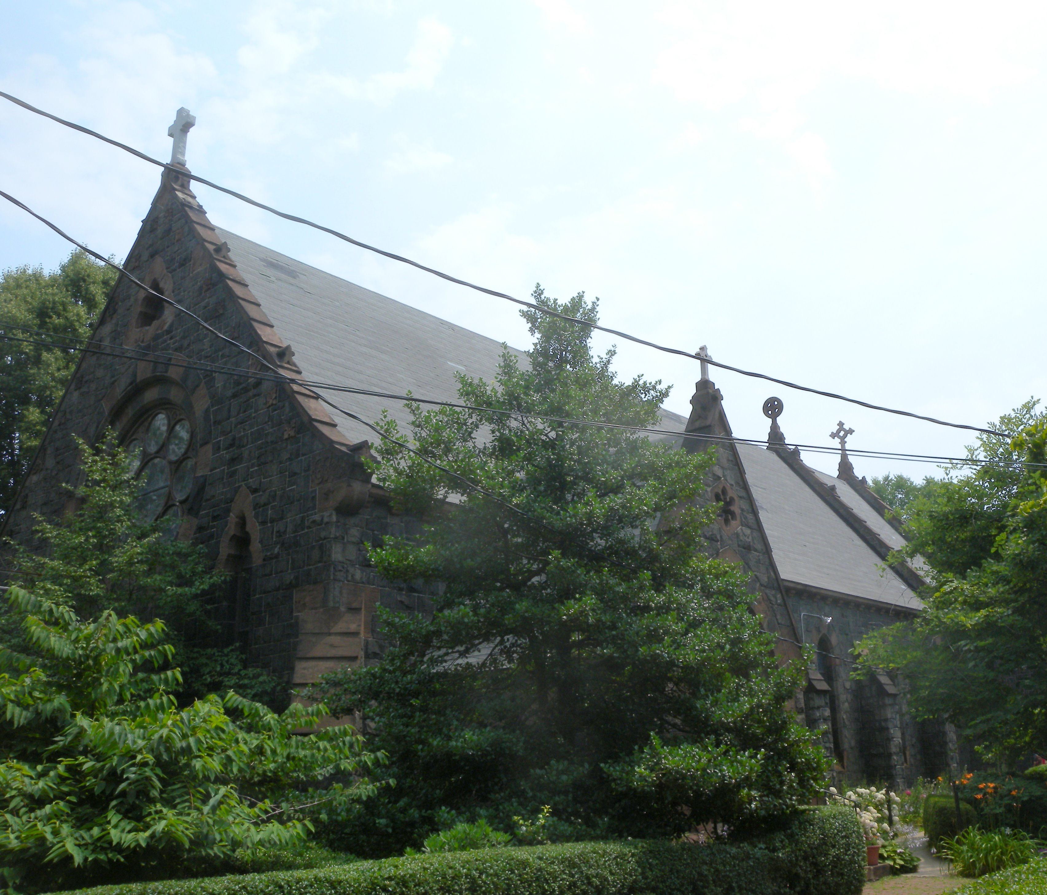St Paul S Episcopal Church Staten Island