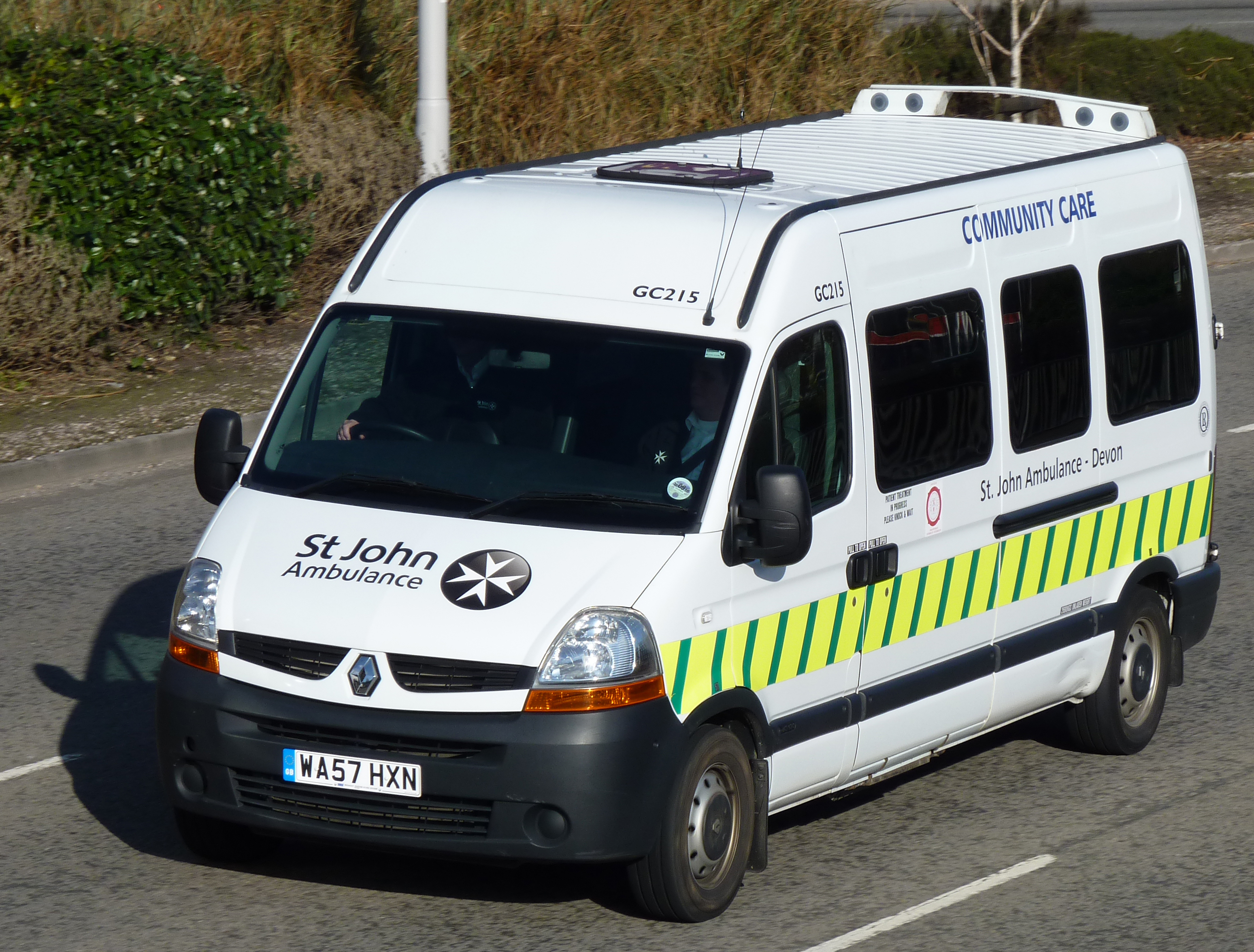 File St John Ambulance Wa57hxn Jpg Wikimedia Commons