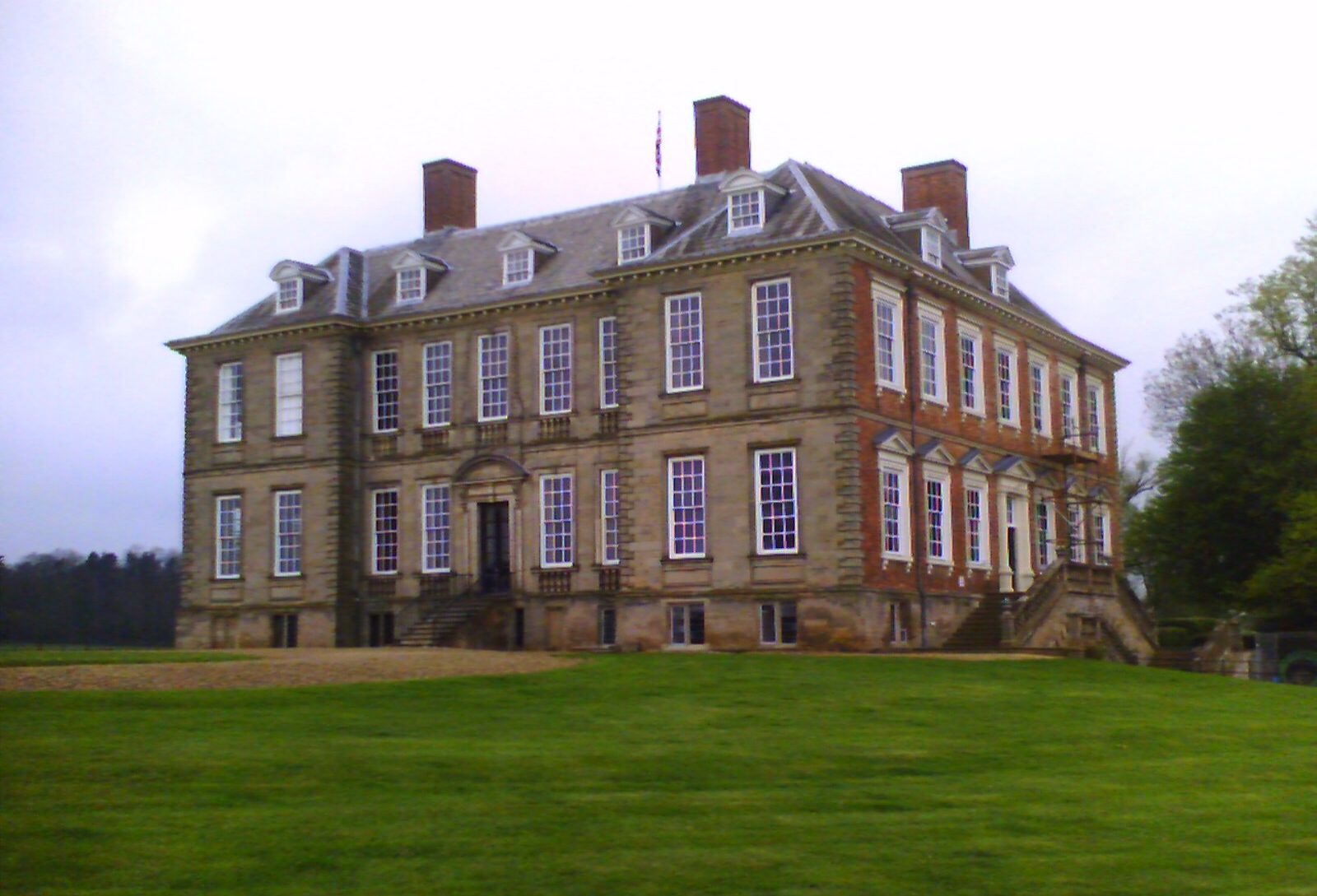 Stanford Hall  Leicestershire