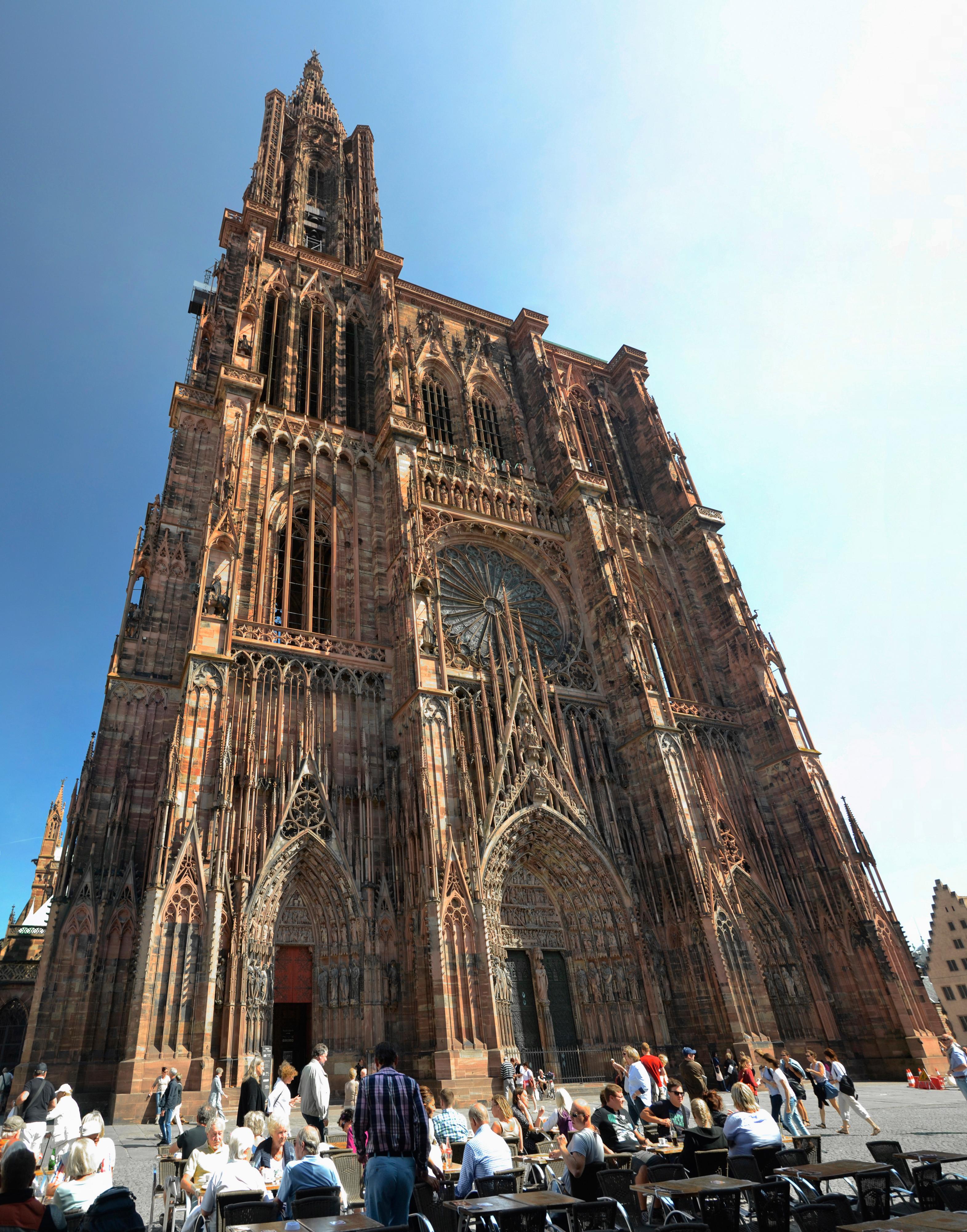 Strasbourg France  city images : Strasbourg, Strasbourg cathedral and Frances o'connor on Pinterest