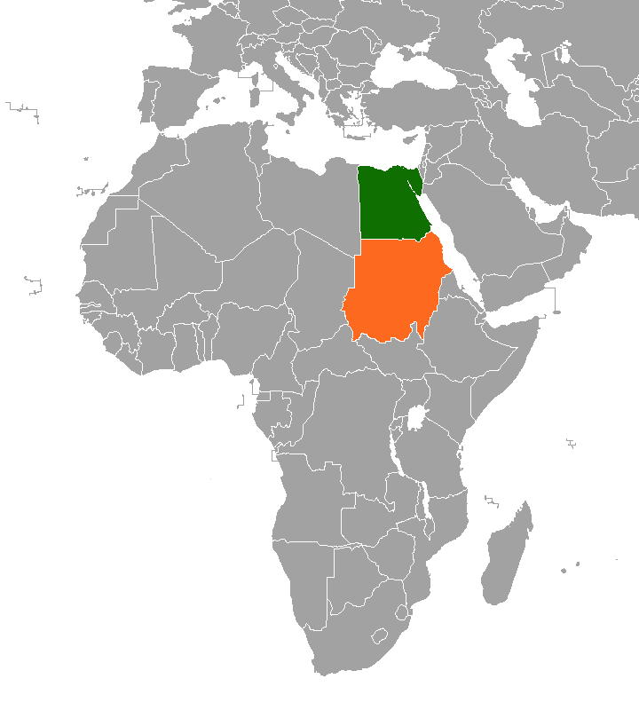 south sudan and egypt relationship