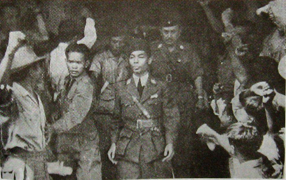 Kolonel Sudirman merupakan salah satu tokoh dalam pertempuran Ambarawa