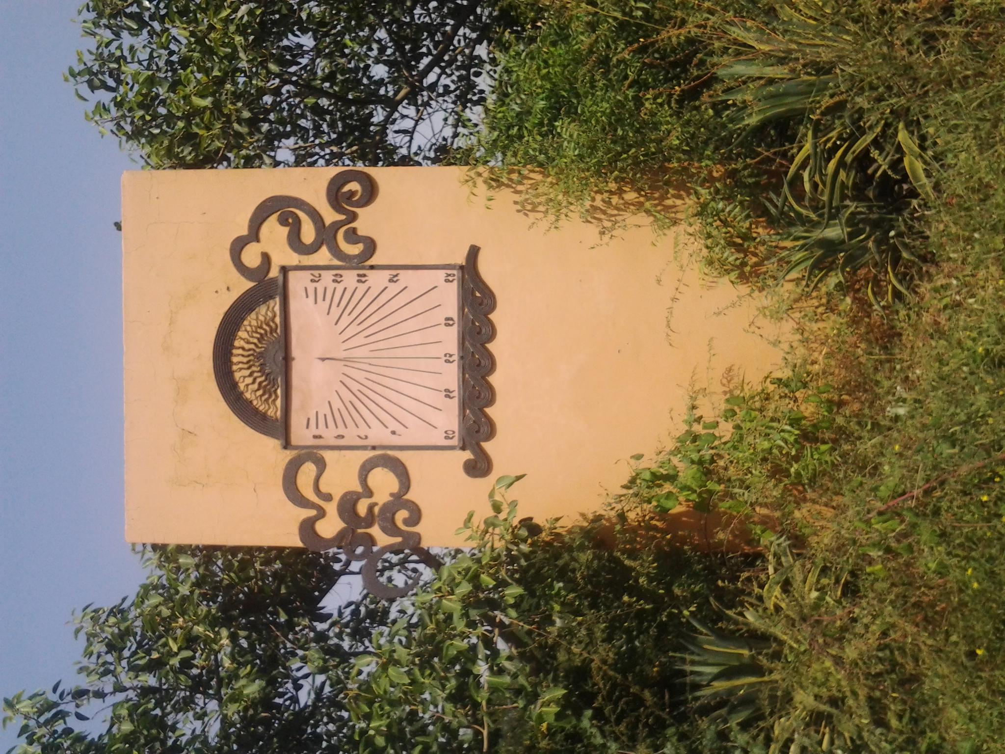 पंच इंद्रीय उद्यान, दिल्ली