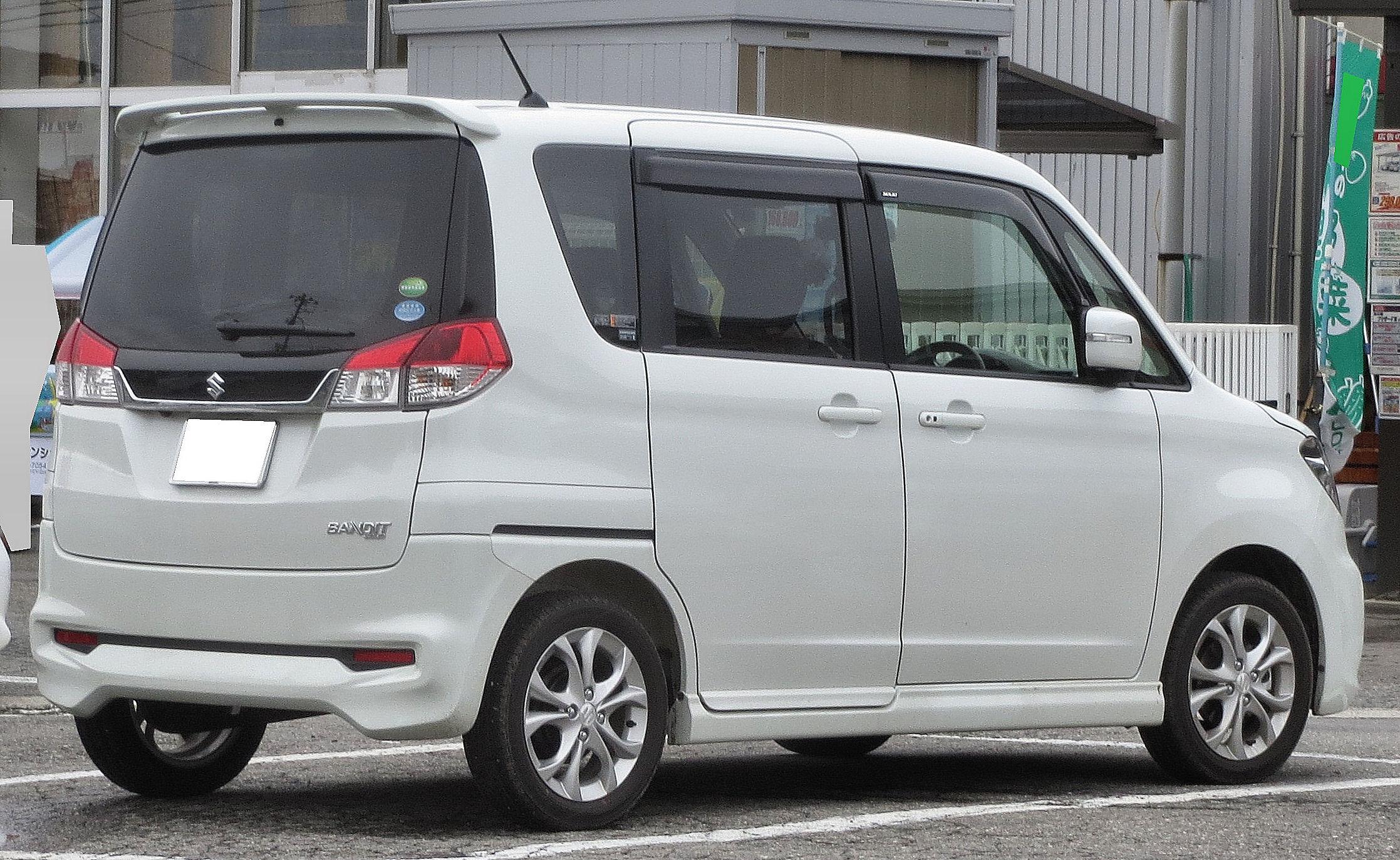 G S Suzuki