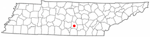 Loko di Manchester, Tennessee