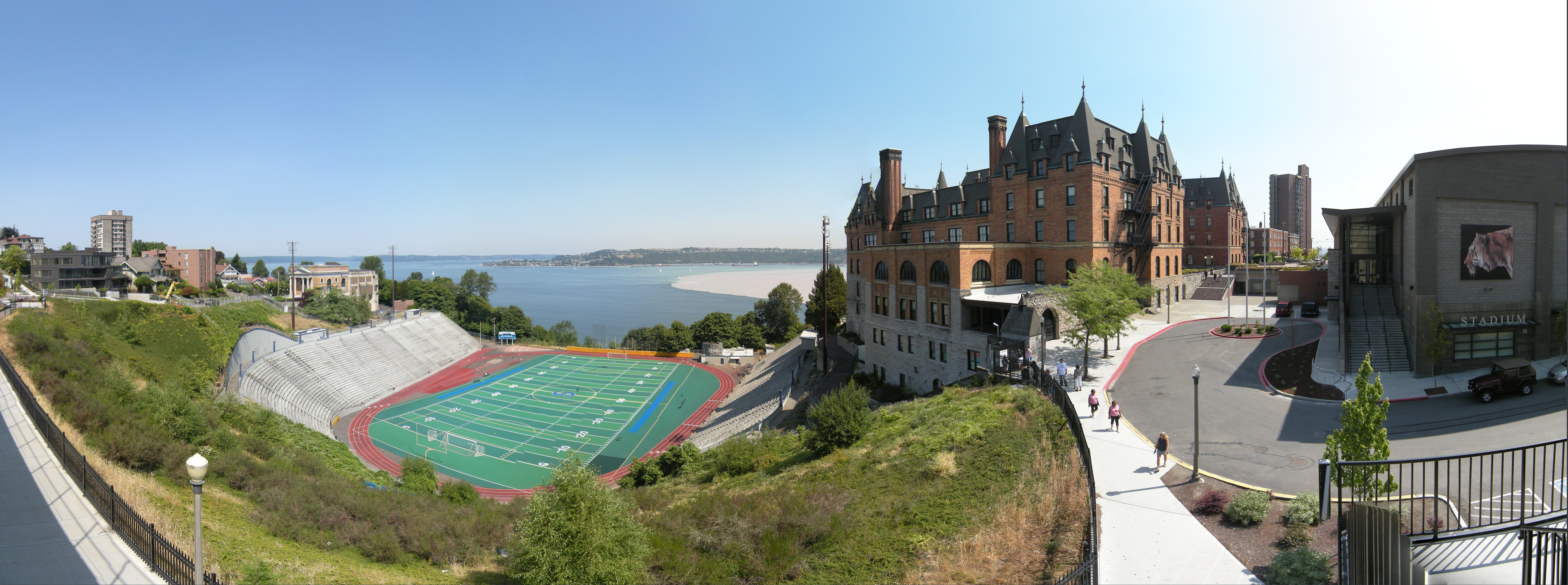 File:Tacoma - Stadium High School pano 01.jpg - Wikimedia ...