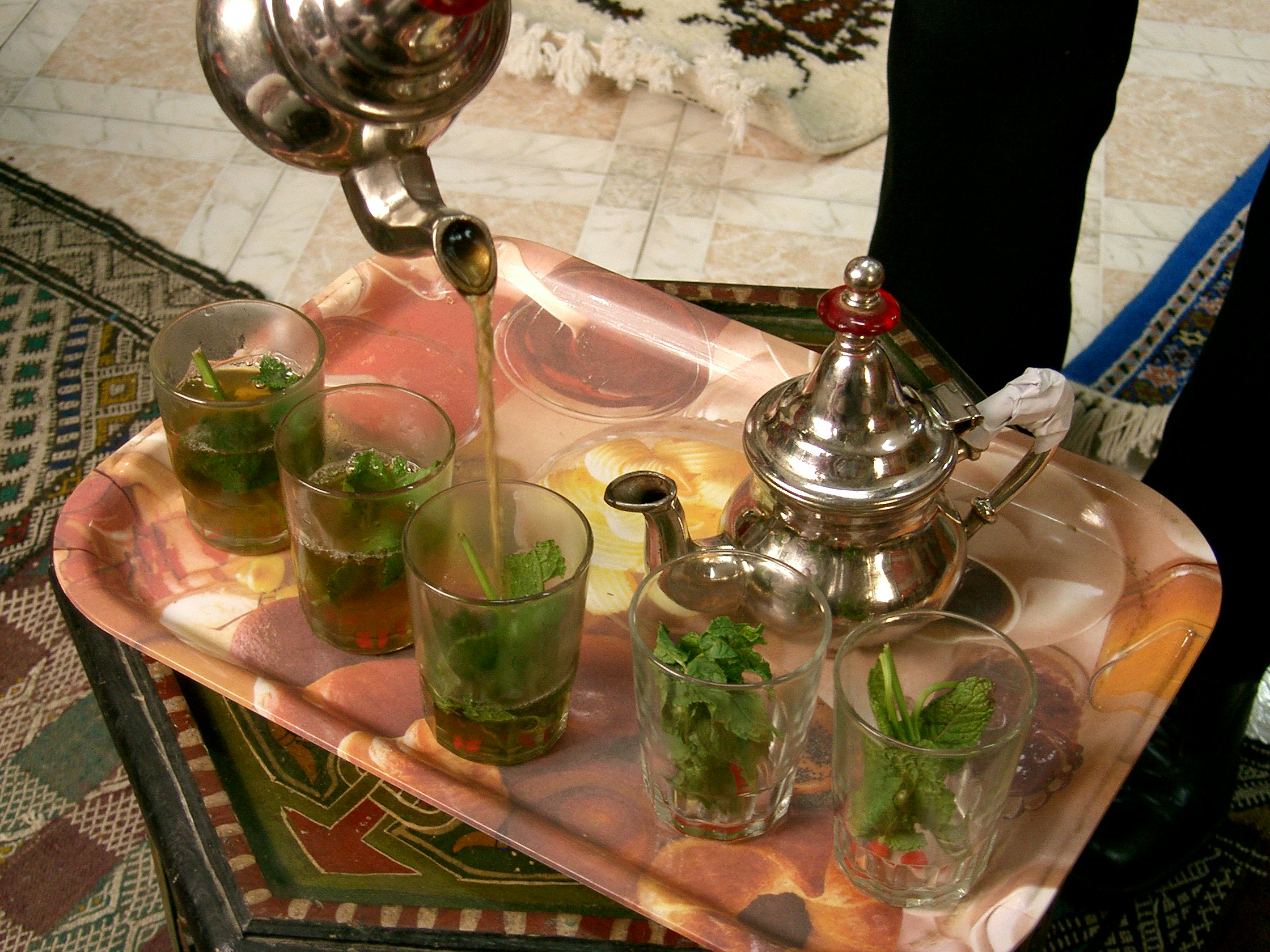 """Image result for moroccan mint tea"""""""