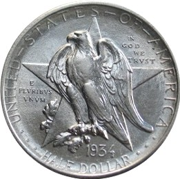 Texas centennial half dollar commemorative Texas centennial half dollar commemorative obverse.jpg