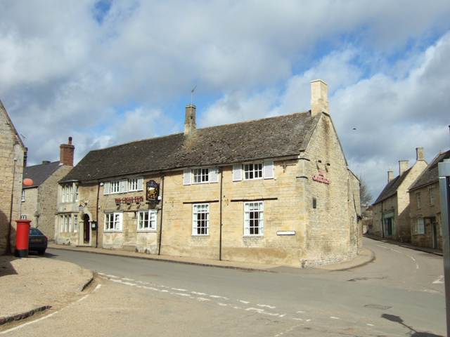 The Cross Keys - geograph.org.uk - 1227977