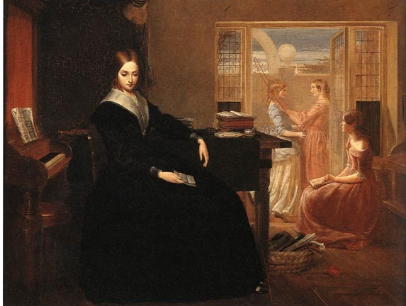 the role of the governess in And diaries written by british governesses who worked in russia and by their  employers  chapter 5: the role of the foreign governess in russian  literature.