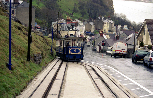 File:The Great Orme Tramway - geograph.org.uk - 851437.jpg